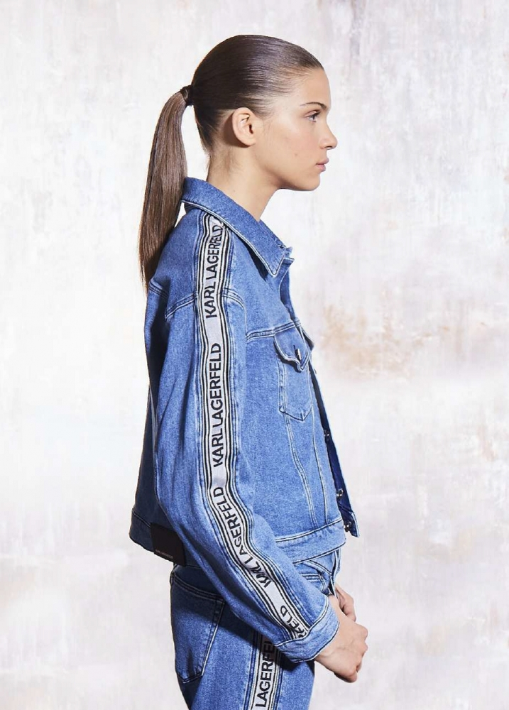 karl lagerfeld denim